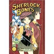Sherlock Bones 3 by ANDO, YUMASATO, YUKI, 9781612624464