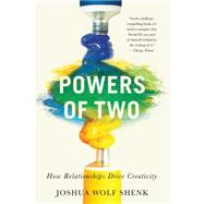 Powers of Two by Shenk, Joshua Wolf, 9780544334465