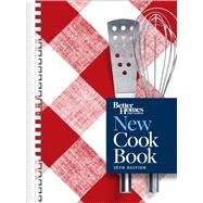 Better Homes and Gardens New Cook Book by Miller, Jan, 9780544714465