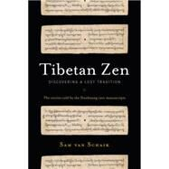 Tibetan Zen by VAN SCHAIK, SAM, 9781559394468