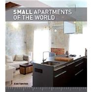 Small Apartments of the World by Vidiella, Alex Sanchez, 9781770854468