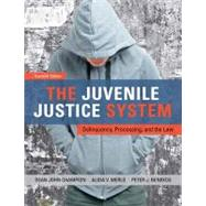 The Juvenile Justice System Delinquency, Processing, and the Law by Champion, Dean J.; Merlo, Alida V.; Benekos, Peter J., 9780132764469