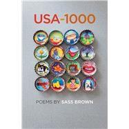 Usa-1000 by Brown, Sass, 9780809334469