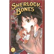 Sherlock Bones 4 by ANDO, YUMA, 9781612624471