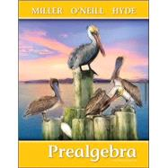 Prealgebra by Miller, Julie; O'Neill, Molly; Hyde, Nancy, 9780073384474