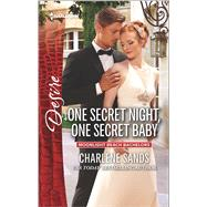 One Secret Night, One Secret Baby by Sands, Charlene, 9780373734474