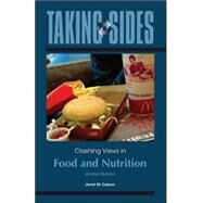Taking Sides: Clashing Views in Food and Nutrition by Colson, Janet, 9780073514475