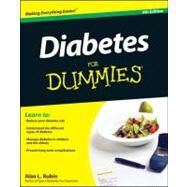 Diabetes for Dummies by Rubin, Alan L., 9781118294475