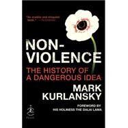 Nonviolence by KURLANSKY, MARKDALAI LAMA, 9780812974478