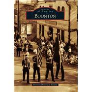 Boonton by Boonton Historical Society, 9781467124478