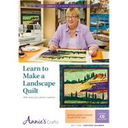 Learn to Make a Landscape Quilt by Crawford, Lenore, 9781573674478