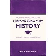 I Used to Know That by Marriott, Emma, 9781782434481