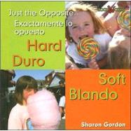 Hard Soft/duro Blando by Gordon, Sharon, 9780761424482