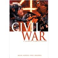 Civil War by Millar, Mark; McNiven, Steve, 9780785194484