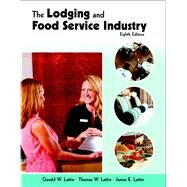 Lodging and Food Service Industry with Answer Sheet, The (AHLEI) by Lattin, Gerald W.; American Hotel & Lodging Association, 9780133804485