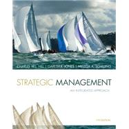 Strategic Management: Theory & Cases by Hill, Jones, 9781285184487