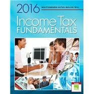 Income Tax Fundamentals 2016 (with H&R Block Premium & Business Software Printed Access Card) by Whittenburg, Gerald E.; Gill, Steven; Altus-Buller, Martha, 9781305664487