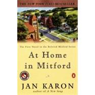 At Home in Mitford A Novel by Karon, Jan, 9780140254488