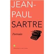 Portraits by Sartre, Jean-Paul; Turner, Chris, 9780857424488