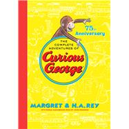 The Complete Adventures of Curious George by Rey, H. A.; Rey, Margret, 9780544644489