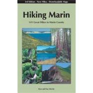 Hiking Marin : 141 Great Hikes in Marin County by Don Martin and Kay Martin, 9780961704490