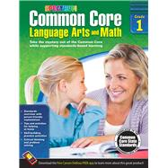 Common Core Math and Language Arts, Grade 1 by Spectrum, 9781483804491