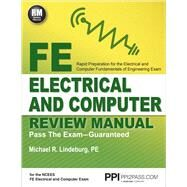 FE Electrical and Computer Review Manual by Lindeburg, Michael R., 9781591264491