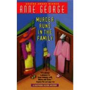 Murder Runs Family by George A., 9780380784493