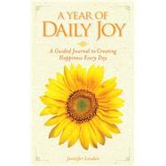 A Year of Daily Joy by Louden, Jennifer, 9781426214493