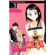 Nisekoi: False Love, Vol. 3 What's in a Name? by Komi, Naoshi, 9781421564494