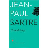 Critical Essays by Sartre, Jean-Paul; Turner, Chris, 9780857424495