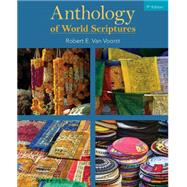Anthology of World Scriptures, 9/e by Van Voorst, 9781305584495