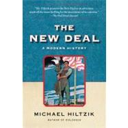 The New Deal by Hiltzik, Michael, 9781439154496