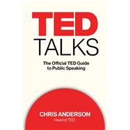 Ted Talks by Anderson, Chris, 9780544634497