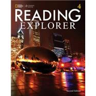Reading Explorer 4: Student Book with Online Workbook by MacIntyre, Paul; Bohlke, David, 9781305254497