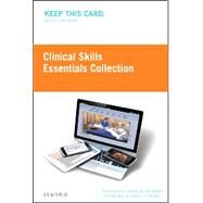 Clinical Skills Essentials Collection Access Code by Elsevier, 9780323394499