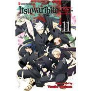 Itsuwaribito , Vol. 11 by Iinuma, Yuuki; Iinuma, Yuuki, 9781421564500