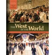 The West in the World Vol II: From the Renaissance by Sherman, Dennis; Salisbury, Joyce, 9780077504502