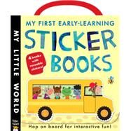 My First Early-learning Sticker Books by Litton, Jonathan; Galloway, Fhiona, 9781589254503