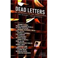 Dead Letters Anthology by Williams, Conrad, 9781783294503