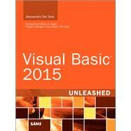 Visual Basic 2015 Unleashed by Del Sole, Alessandro, 9780672334504