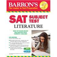 Barron's Sat Subject Test Literature by Myers-Shaffer, Christina, 9781438074504