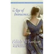The Age of Innocence by WHARTON, EDITH, 9780553214505