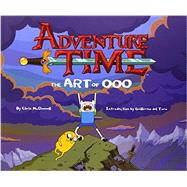 Adventure Time: The Art of Ooo by McDonnell, Chris; Cartoon Network; del Toro, Guillermo, 9781419704505
