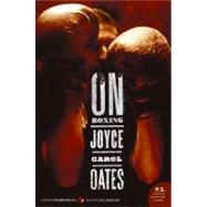 On Boxing by Oates, Joyce Carol, 9780060874506