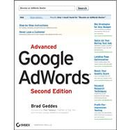Advanced Google Adwords by Geddes, Brad, 9781118194508