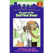 High-Rise Private Eyes : The\Case of the Baffled Bear by Rylant, Cynthia, 9780060534509