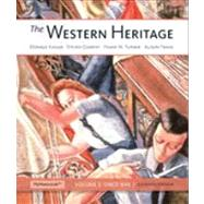 The Western Heritage Volume 2 by Kagan, Donald M.; Ozment, Steven; Turner, Frank M.; Frank, Alison, 9780205434510
