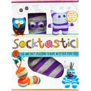 Socktastic! by Parragon, 9781472324511