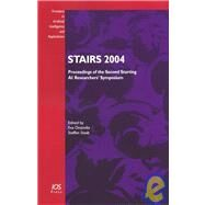 Stairs 2004 by Onaindia, Eva; Staab, Steffen; STARTING ARTIFICIAL INTELLIGENCE RESEARC, 9781586034511